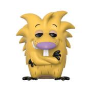 Figurine Pop! Norbert Les Castors Allumés Nickelodeon