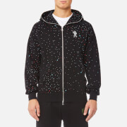 Billionaire Boys Club Men's Galaxy Astro Full Zip Hoody - Black