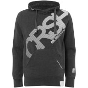 Crosshatch Men's Intersink Hoody - Charcoal Marl