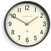Newgate Mr Edwards Wall Clock - Matte Blizzard Grey