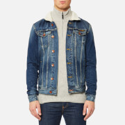 Superdry Men's Stormbreaker Denim Jacket - Beaten Blue
