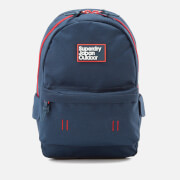 Superdry Men's Super Trinity Montana Bag - Navy Grit