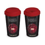 Tasse De Voyage - Game of Thrones Maison Targaryen