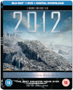 2012 - Zavvi UK Exklusives Limited Edition Steelbook (Inklusive DVD Version) (Nur 500 Auflagen)