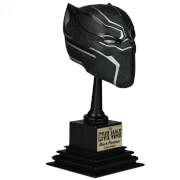 Image of 1:3 Black Panther Civil War Replica Helmet