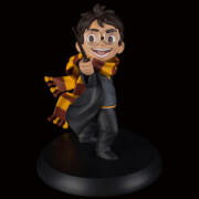 Quantum Mechanix Harry Potter Harry's First Spell Q-Fig