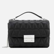 MICHAEL MICHAEL KORS Women's Sloan Large Chain Shoulder Bag - Black