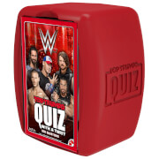 Image of Top Trumps Quiz Game - WWE Edition