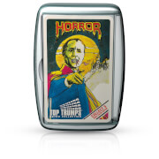 Image of Retro Top Trumps - Horror (Pack 1)