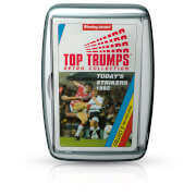 Retro Top Trumps - Today's Strikers