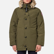 Canada Goose Men's Chateau Parka - Military Green - XL - Green
