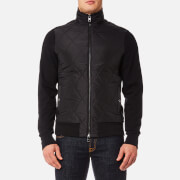 Michael Kors Men's Thermal Quilted Full Zip Jacket - Black - XXL - Black