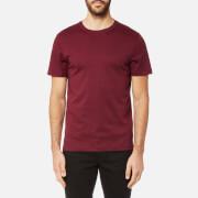 Michael Kors Men's Liquid Jersey Short Sleeve Crew Neck T-Shirt - Chianti