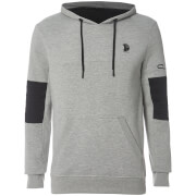 Smith & Jones Men's Datsun Hoody - Light Grey Marl
