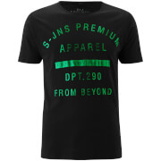 T-Shirt Homme Quinx Smith & Jones - Noir