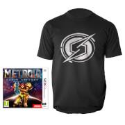 Metroid: Samus Returns + T-Shirt (L)