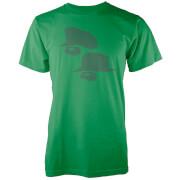 T-Shirt Homme Arnaqueurs - Vert