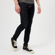 Nudie Jeans Tight Terry Jeans - Rinse Twill - W26/L32 - Blue