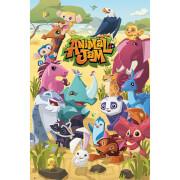 Animal Jam Cast - 61 x 91.5cm Maxi Poster