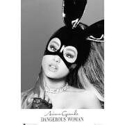 Ariana Grande Mask - 61 x 91.5cm Maxi Poster