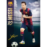 Barcelona Messi 14/15 - 100 x 140cm Giant Poster