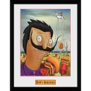 Bob's Burgers Dahli - 16 x 12 Inches Framed Photograph