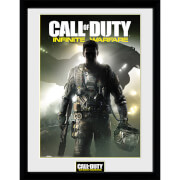 Call of Duty: Infinite Warfare Key Art - 16 x 12 Inches Framed Photograph