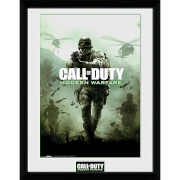 Call of Duty: Modern Warfare Key Art - 16 x 12 Inches Framed Photograph