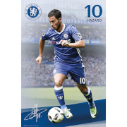 Chelsea Hazard 16/17 - 61 x 91.5cm Maxi Poster
