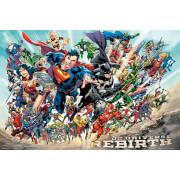 DC Universe Rebirth - 61 x 91.5cm Maxi Poster