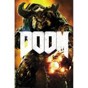 Doom Cyber Demon - 61 x 91.5cm Maxi Poster