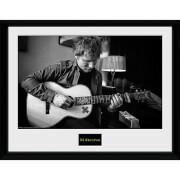 Ed Sheeran Chord - 16 x 12 Inches Framed Photograph