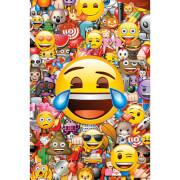 Emoji Collage - 61 x 91.5cm Maxi Poster