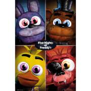 Five Nights at Freddy's Quad - 61 x 91.5cm Maxi Poster