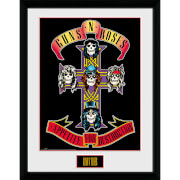 Guns N' Roses Appetite - 16 x 12 Inches Framed Photograph