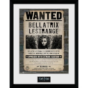 Harry Potter Bellatrix - 16 x 12 Inches Framed Photograph