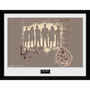 Harry Potter Dumbledores Army - 16 x 12 Inches Framed Photograph
