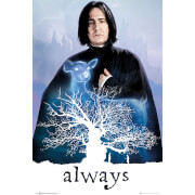 Harry Potter Snape Always - 61 x 91.5cm Maxi Poster