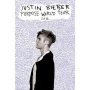 Justin Bieber Purpose Tour 1 - 61 x 91.5cm Maxi Poster