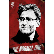 Liverpool the Normal One - 61 x 91.5cm Maxi Poster