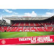 Manchester United Theatre of Dreams - 61 x 91.5cm Maxi Poster