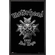 Motorhead Bad Magic - 61 x 91.5cm Framed Maxi Poster