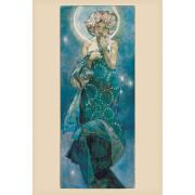 Mucha Moon - 61 x 91.5cm Maxi Poster