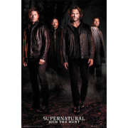 Supernatural: Season 12 Key Art - 61 x 91.5cm Maxi Poster