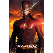 The Flash Solo - 61 x 91.5cm Maxi Poster