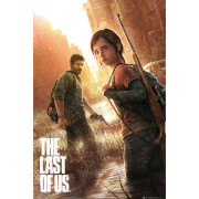 The Last of Us Key Art - 61 x 91.5cm Maxi Poster