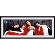 The Who the Kids Are Alright - 30 x 12 Inches Framed Photograph