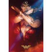 Wonder Woman Cross - 61 x 91.5cm Maxi Poster