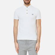 BOSS Orange Men's Passenger Polo Shirt - White