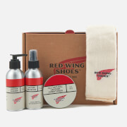 Red Wing Oil-Tanned Leather Care Kit - Brown